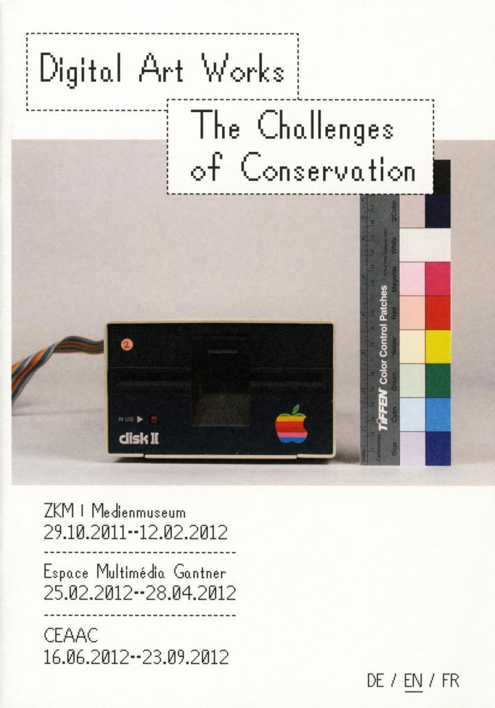 Cover der Publikation »Digital Art Works (English)«