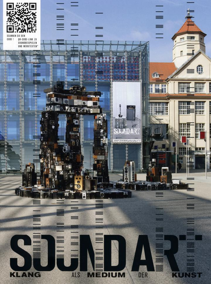Cover of the publication »Sound Art«