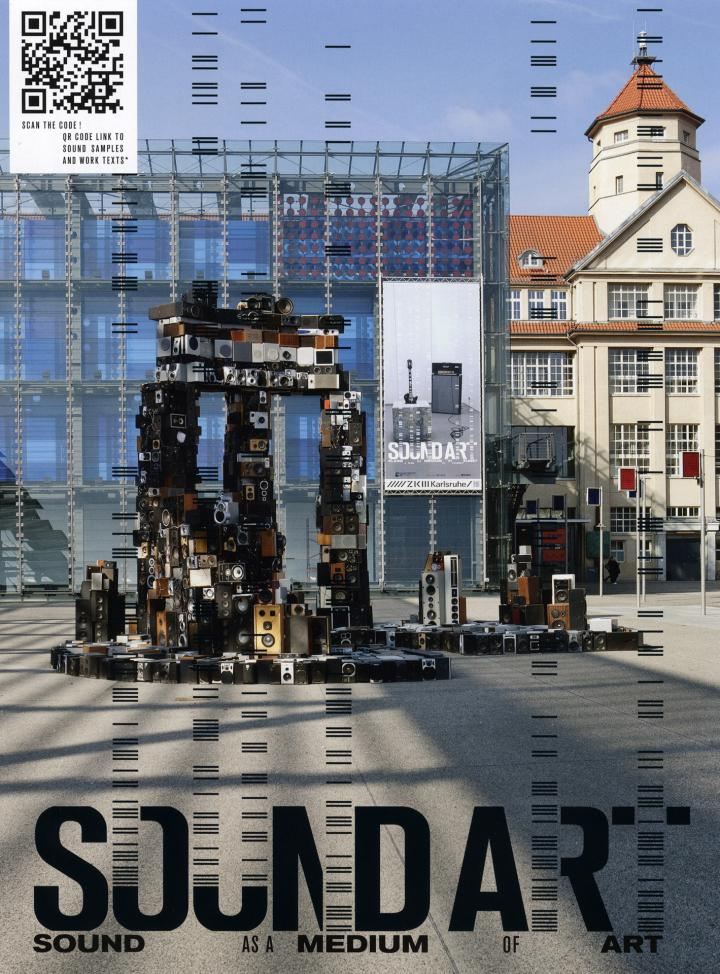 Cover of the publication »Sound Art (English)«
