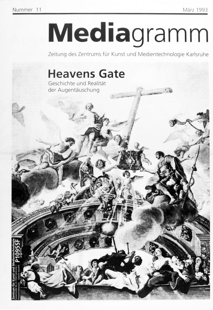 Cover of the publication »Mediagramm Nr. 11«