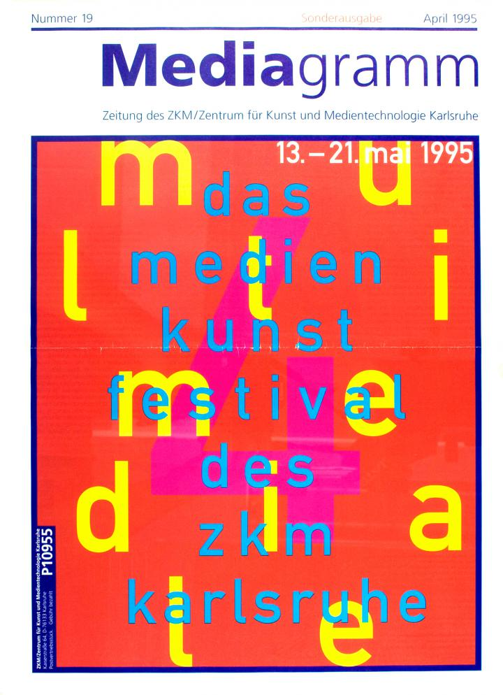 Cover of the publication »Mediagramm Nr. 19«