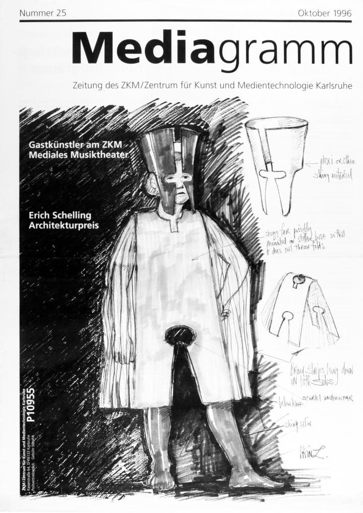 Cover der Publikation »Mediagramm Nr. 25«