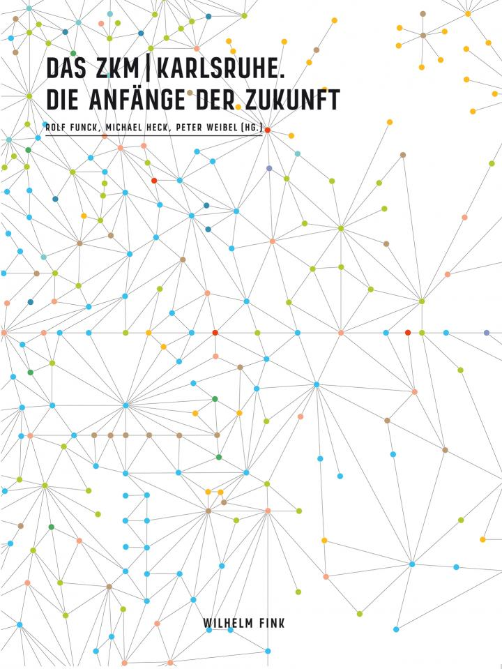 Cover of the publication »Das ZKM | Karlsruhe«