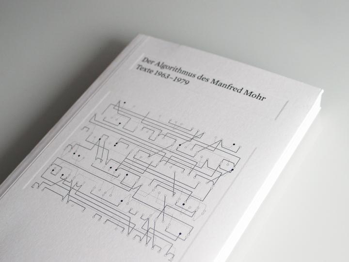 Sample pages of the publication  »Der Algorithmus des Manfred Mohr«