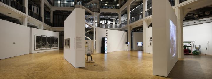 Blick in die Ausstellung »Reset Modernity«