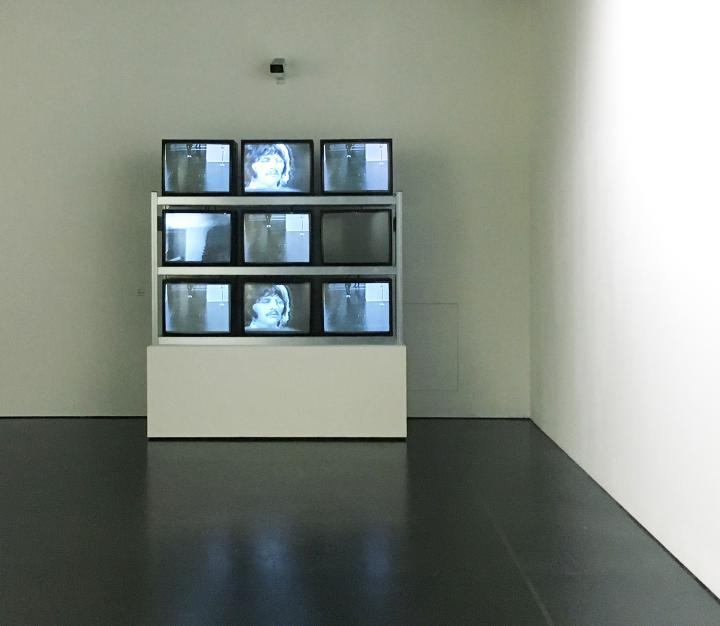 View of the exhibition »Radical Software«