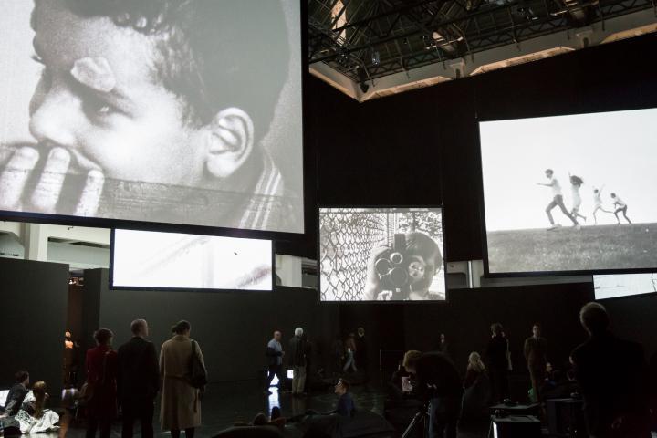 Ausstellungseröffnung »Black Matters«