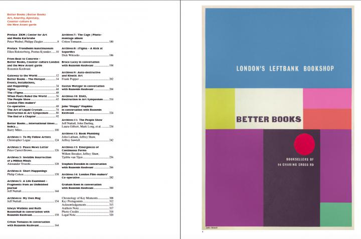 Pages 6 and 7 from the book »Better Books | Better Bookz«