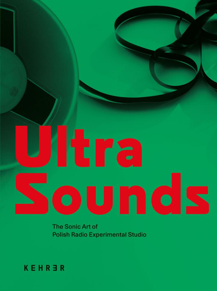 Publication cover: green with red lettering