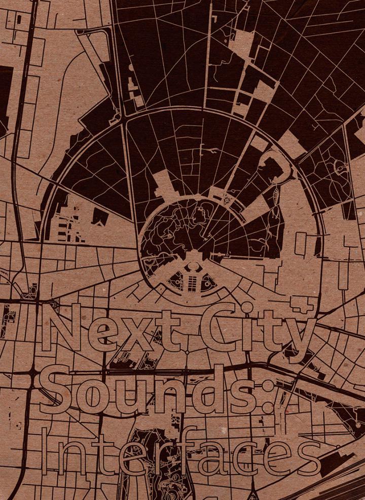 Cover der Publikation NextCitySounds Interfaces