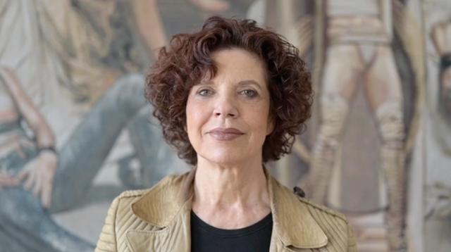 Portrait von Margret Eicher