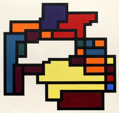 Kunstwerk von Hiroshi Kawano