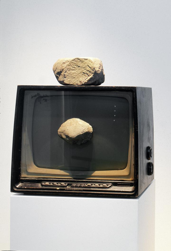 Junger Felsen