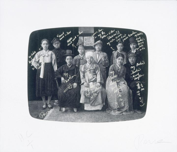 Family Photo Declassified
