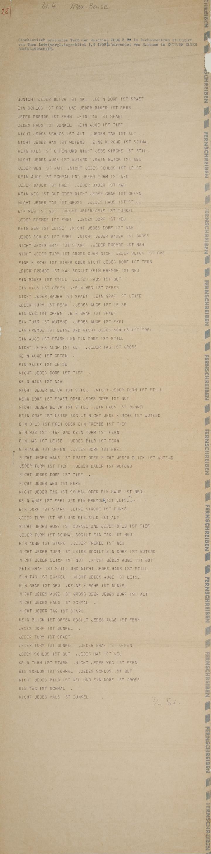 Stochastische Texte