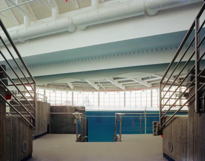 Werk - Ohne Titel (Aquarium, Interieur)