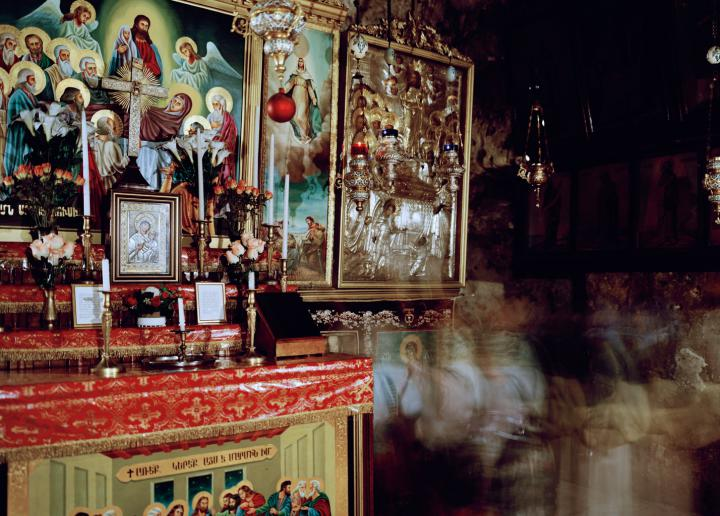 Werk - Mary's Tomb I