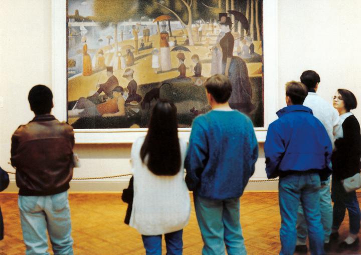 Art Institute of Chicago I, Chicago 1990