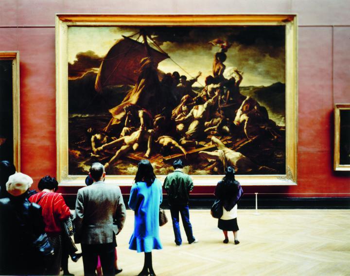 Musée du Louvre IV, Paris 1989