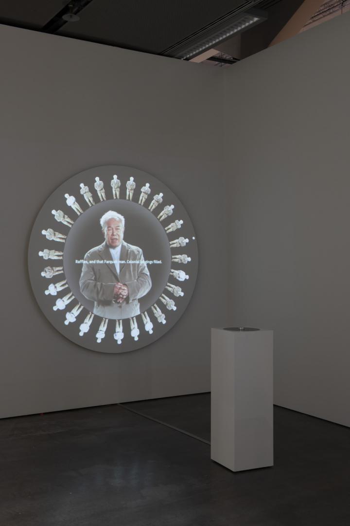 Recombinatorial Poetry Wheel