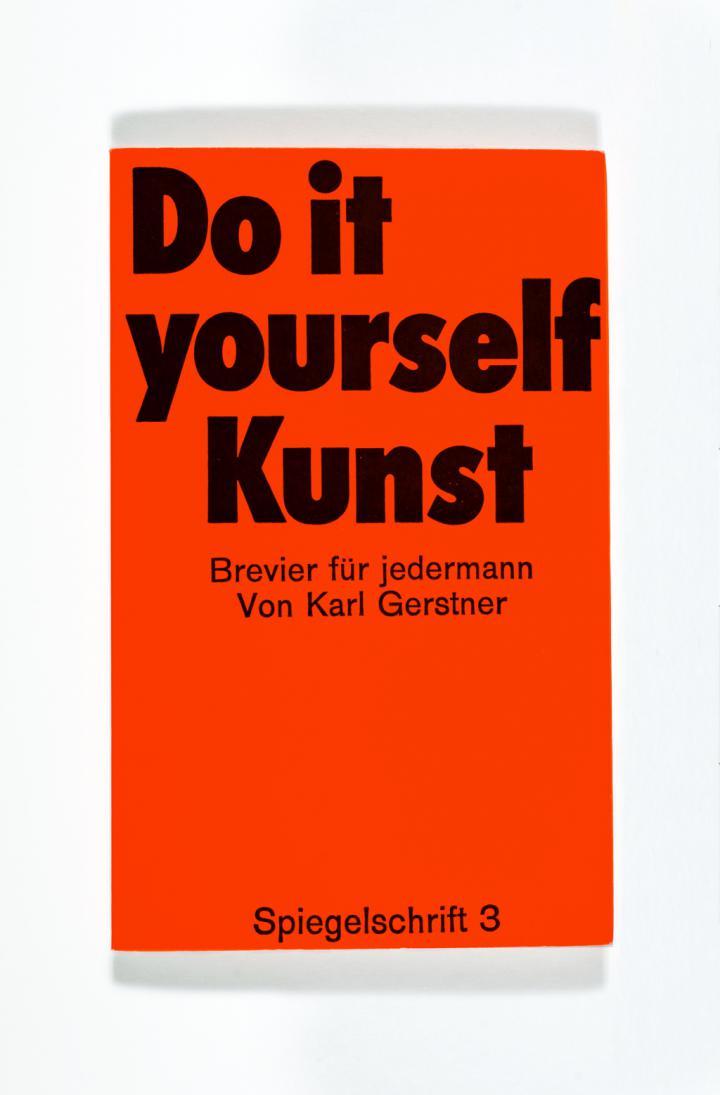 Do it yourself Kunst