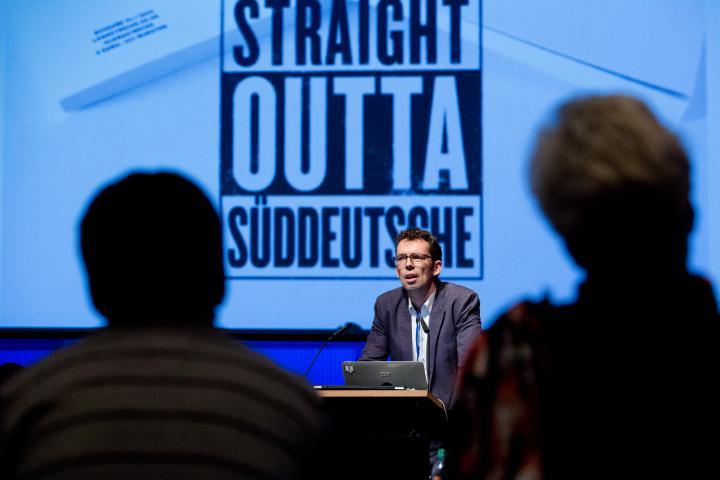 Dirk von Gehlen @ Symposium »Onlinejournalismus und die 4. Macht«, 18.9.2015