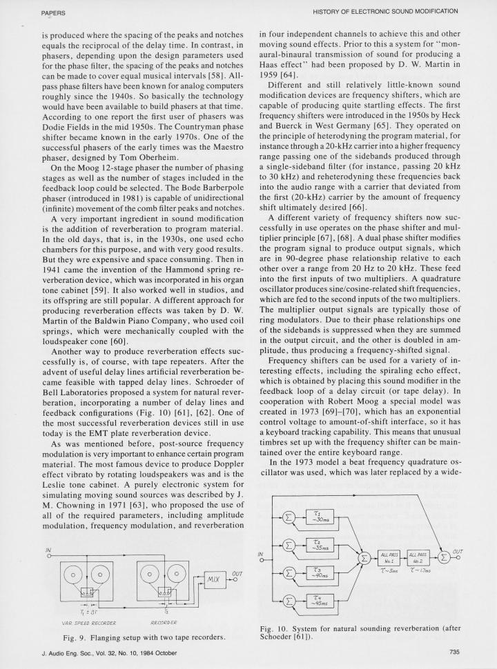 Harald Bode: »History of Electronic Sound Modification [Geschichte der elektronischen Klangveränderung]« (1984)