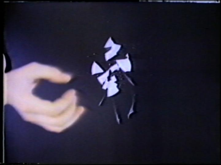 Falling Disk