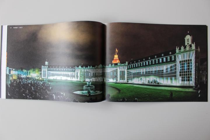 Einblick in die Broschüre »Schlosslichtspiele 2015–2017«