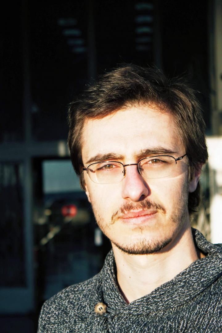 Portrait of Kosmas Giannoutakis