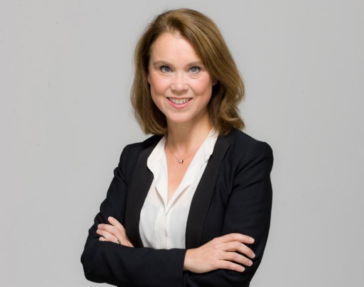 Porträt von Petra Olschowski