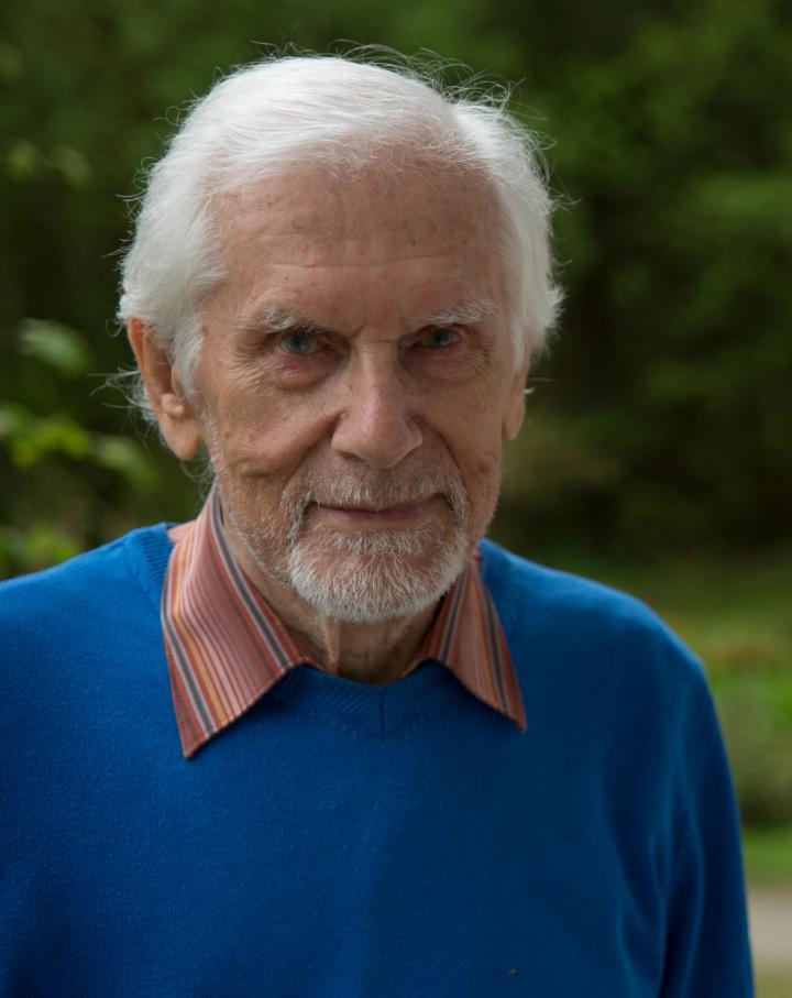 Portrait by Herbert W. Franke