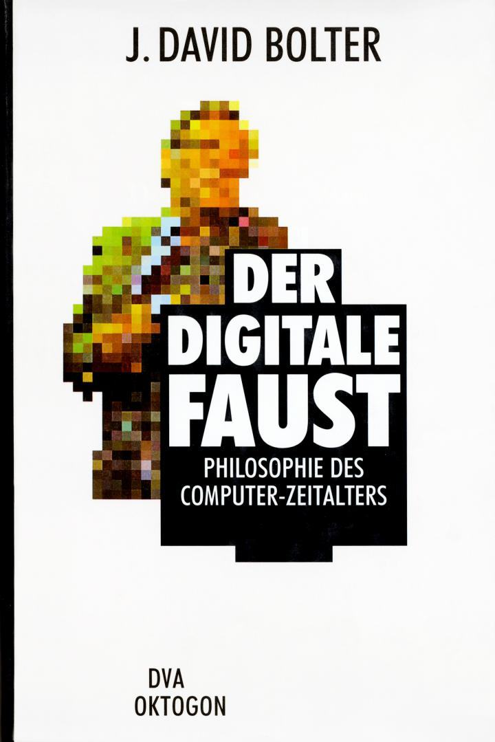 Cover der Publikation »Der digitale Faust«