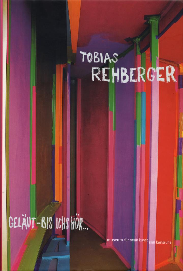Cover der Publikation »Tobias Rehberger: Geläut – bis ich's hör'...«