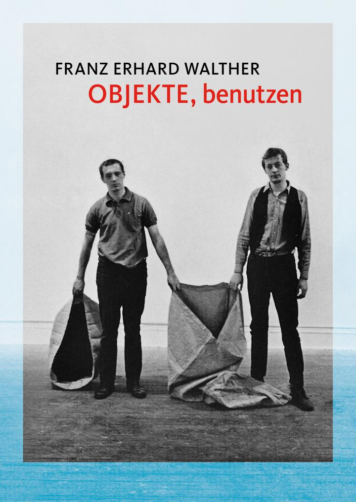 Cover of the publication »Walther Objekte benuetzen«