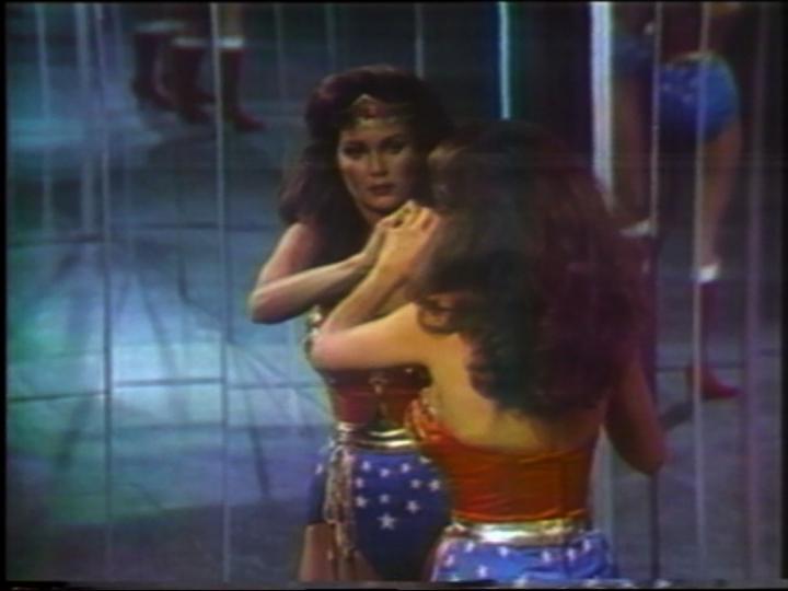Werk - Technology / Transformation: Wonder Woman