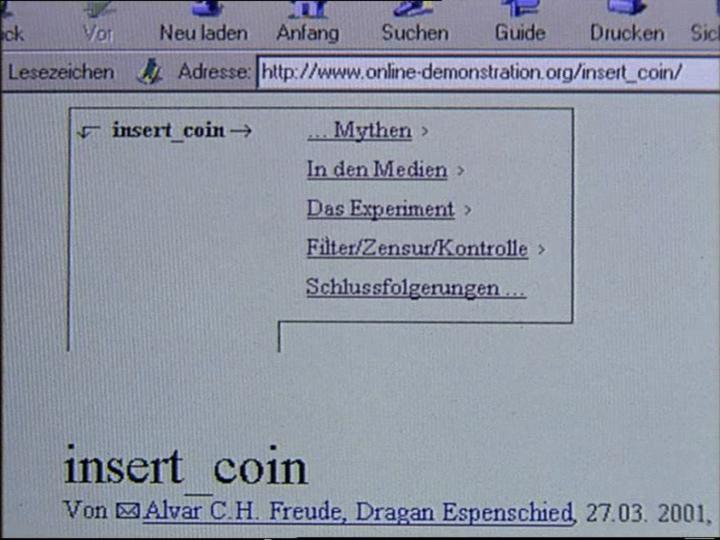 Werk - insert_coin