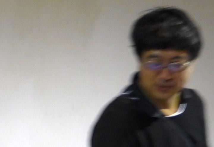 Portrait of Takuro Shibayama