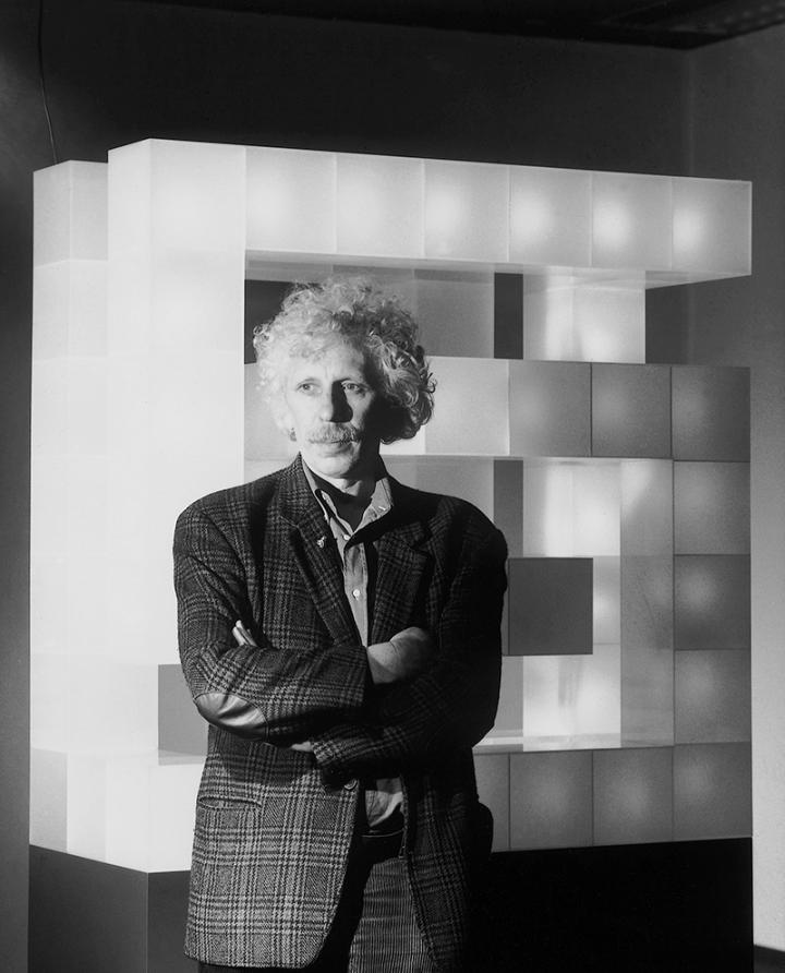 Portrait of Walter Giers
