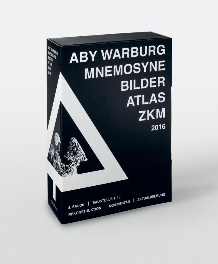 Foto of the publication »Aby Warburg. Mnemosyne Bilderatlas«